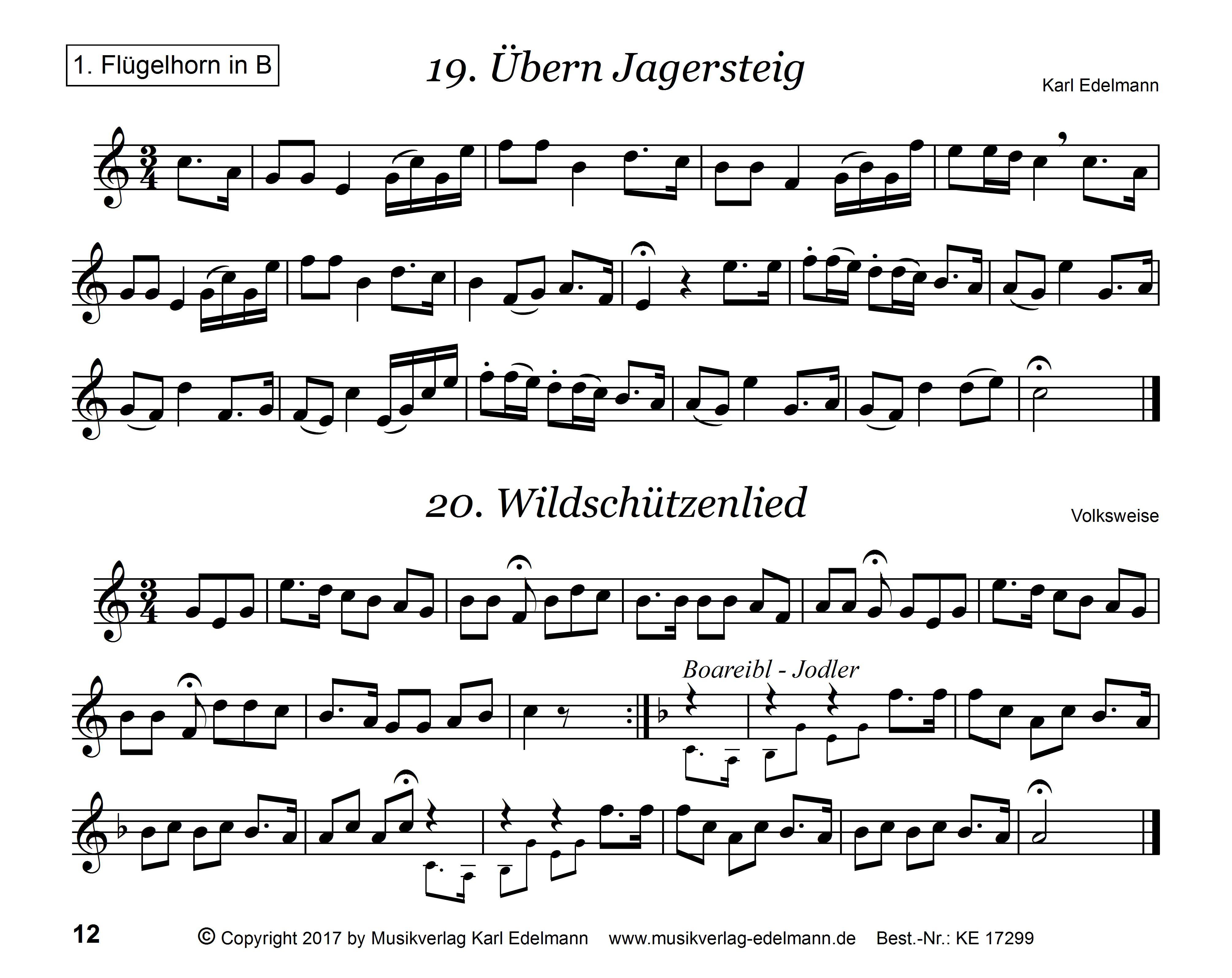 wwwmusikverlagedelmannde lieder amp weisen aus dem