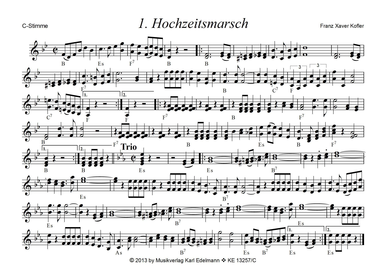 Alpenländische Weihnachtslieder Noten.Www Musikverlag Edelmann De Alpenländische Tanzlmusi Fg 1 C Stimme