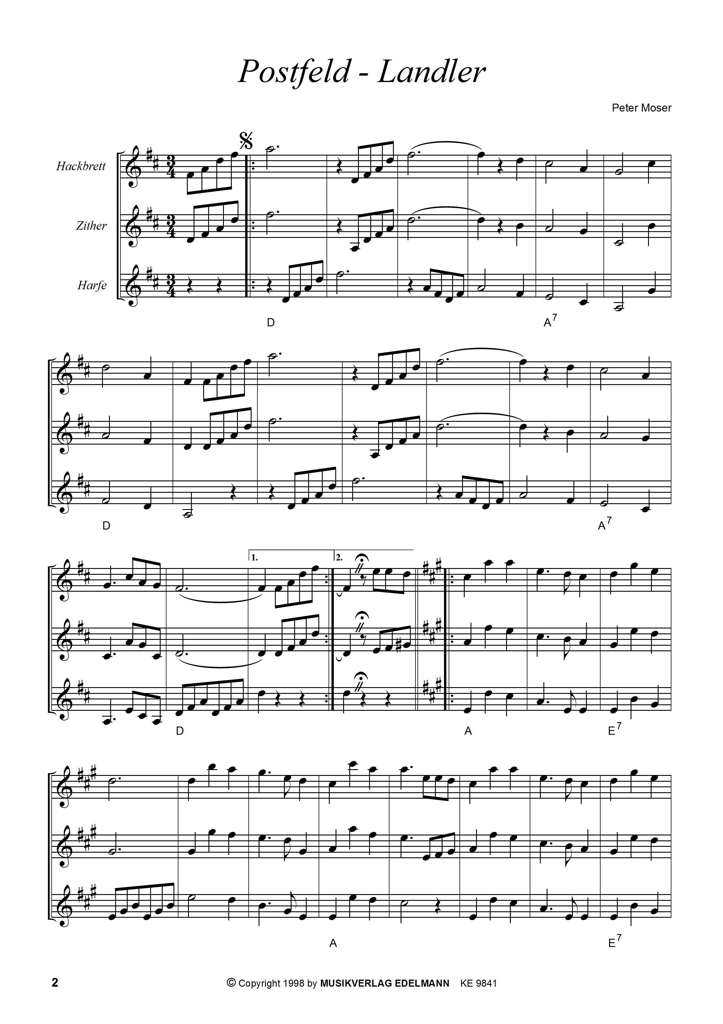 Alpenländische Weihnachtslieder Noten.Www Musikverlag Edelmann De Alpenländische Saitenmusik Heft 1
